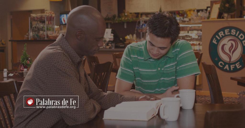 qué es el discipulado bíblico palabras de fe